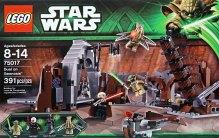 75017 LEGO Star Wars Dual on Geonosis