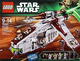 75021 LEGO Star Wars Republic Gunship
