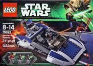 75022 LEGO Star Wars Mandalorian Speeder