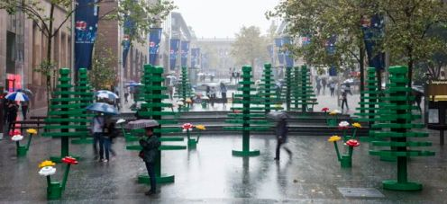 Lego Festival Of Play - Martin Place Trees