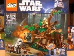 LEGO 7956 Star Wars Ewok Attack Box