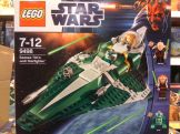 Lego Saesee Tiin's Starfighter 9498 Box Front