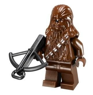 LEGO 10236 Ewok Village Chewbacca Minifigure
