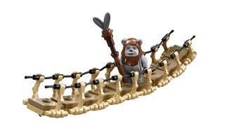 LEGO 10236 Ewok Village Wooden Bridge