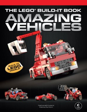 LEGO Amazing Vehicles Book Review