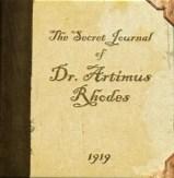 Lego Atlantis Secret Journal