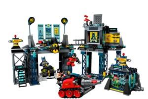 Lego Batcave 2012