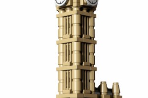 Lego Big Ben 21013 Architecture Set