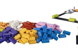 Lego Champion Board Game Pieces
