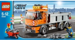 Lego City 2012 Tipper Truck