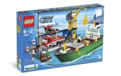 Lego City Harbor 4654 box