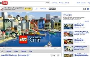 Lego City Videos