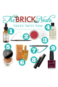 Nests' Nifty Nine — Best of Beauty