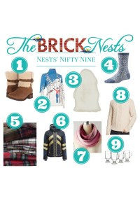 Nests' Nifty Nine – Winter Wonderland