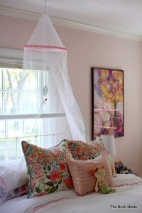 Neutral Nursery to Beautiful Big Girl Bedroom — One Room Challenge Reveal