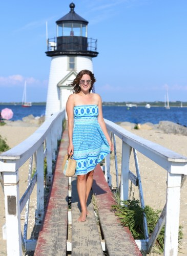 Out and About in Nantucket
