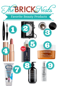 New Year, New Favorite Beauty Products