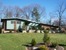 Mid Century Modern Homes Dayton Ohio