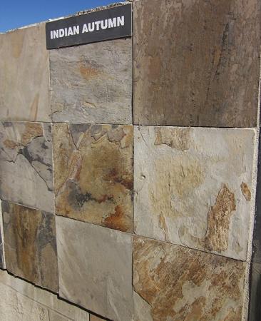 slate tile indian autumn the brickyard