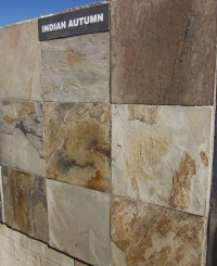 Slate Tile - Indian Autumn - The Brickyard