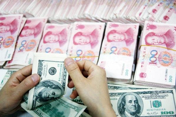 China is promoting the use of its currency as an alternative to the dollar in global trade and finance and more and more nations now want to capture the fast-growing market for offshore trade in yuan, also known as the renminbi [Xinhua]