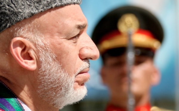 The Afghan President has often criticised the conduct of the NATO forces in the country's crisis [Xinhua]