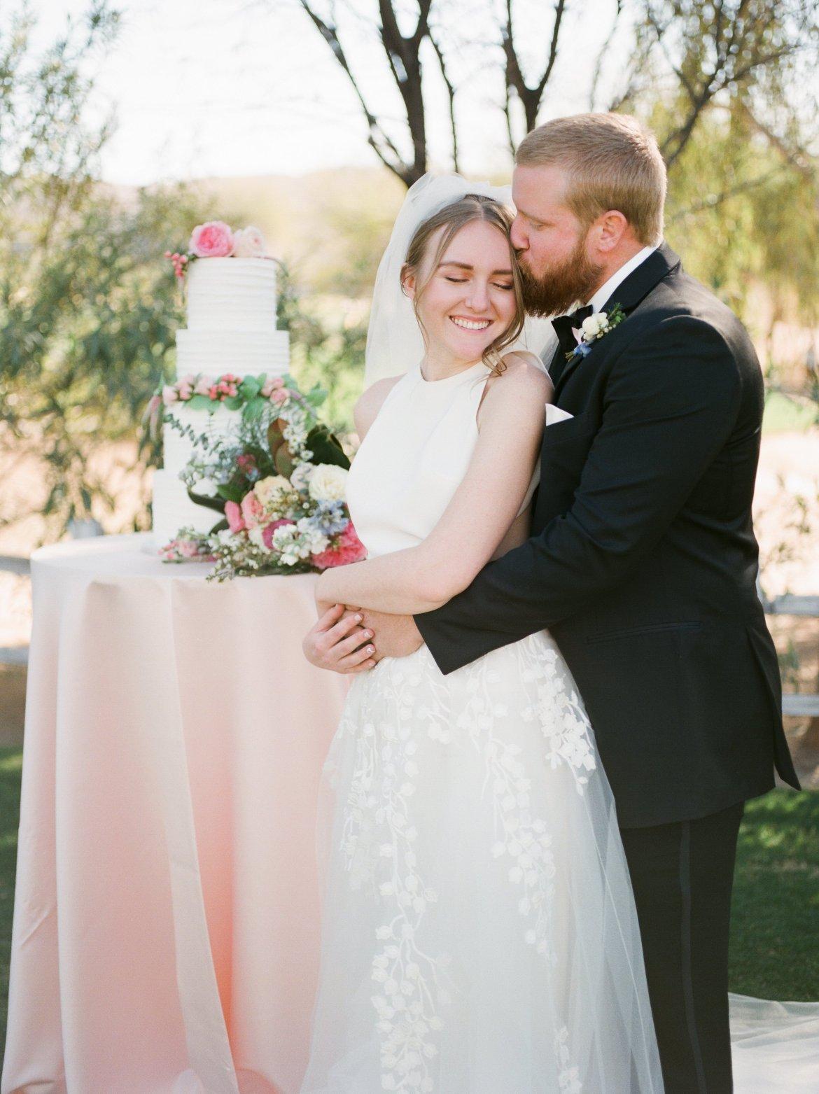 Dreamy Garden Wedding Inspiration at the Sierra Vista House in Phoenix, AZ | The Bridechilla Blog | Photo by Sara Bishop Photography