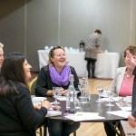 Women in interview meeting