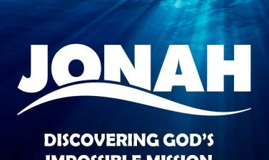 Jonah Sermon Logo The Bridge