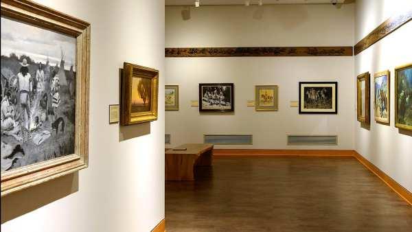 Western Art Permanent Collection Brinton Museum