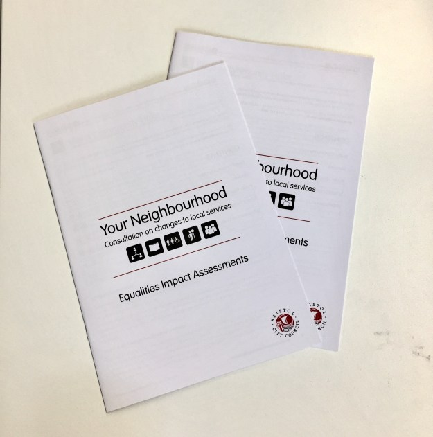 Your Neighbourhood Booklet