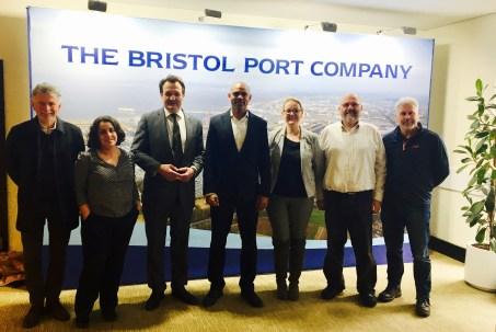 Mayor of Bristol and TBPC