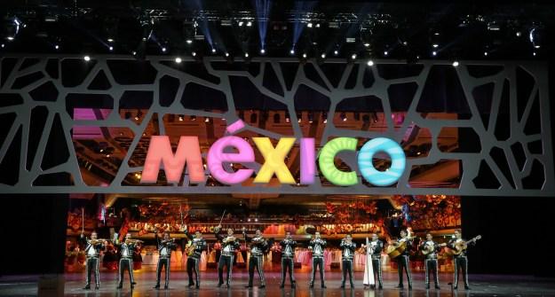 Mexico's Opening Ceremony