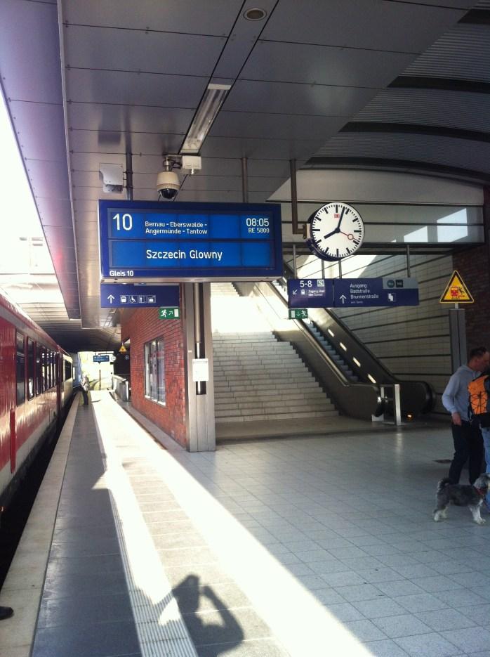 Deutsche Bahn train; Deutsche Bahn; German Rail; German Railway; Bahn; Berlin; Berlin Gesundbrunnen; how to use the train in Europe 2019: 10 tips to help you; how to use the train in Europe: 10 tips to help you; how to use the train in Europe; how to use the train in Europe 2019; how to use the train; how to use the European train; how to use Deutsche Bahn; how to use the European railway; how to use the railway; how to use the German train; how to use the Polish train; how to use the Hungarian train; how to use the French train; how to use the Czech train; how to use the Spanish train; how to use the UK train; how to use British trains; how to use trains in the UK; how to use trains in Britain; how to buy train tickets; how to buy train tickets on European trains; how to buy train tickets in Europe; how to get on the train; 10 tips to help you; tips to help you, a train guide; a railway guide; a European train guide; a European railway guide; taking the train in Europe; train station; station; railway; European train; train; trains in Europe; European railway; at the railway; long train journey; train travel; travel by train; travel; European; Europe; Stettin; Szczecin;