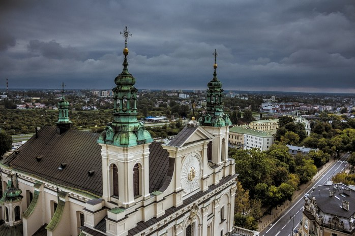 St. John the Baptist Cathedral; Lublin Cathedral; cathedral; Lublin; Poland; Polska; Europe; travel;
