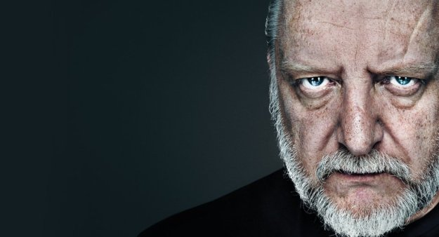 King Lear (Simon Russell Beale) at the National Theatre Live.