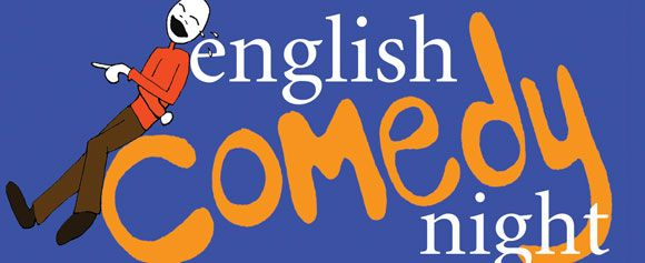English Comedy Night