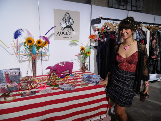 Alice's Pig at SHOW&ORDER. Berlin Fashion Week.