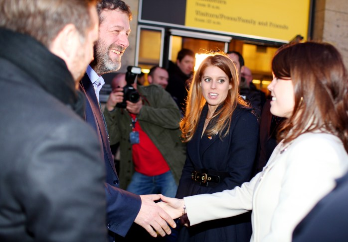 Yes, even Princess Beatrice and Princess Eugenie of York, are advocates for Berlin fashion, but between you and me, Prince Harry is more of a Berlin fit LOL! @breadandbutter.