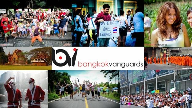 Thanks very much Bangkok Vanguards. Photo@ Bangkok Vanguards.