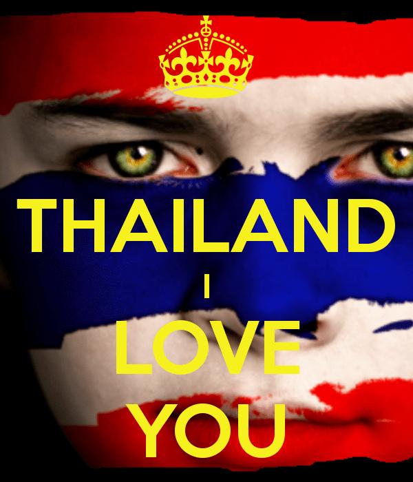 Thailand. We loooooooove you!