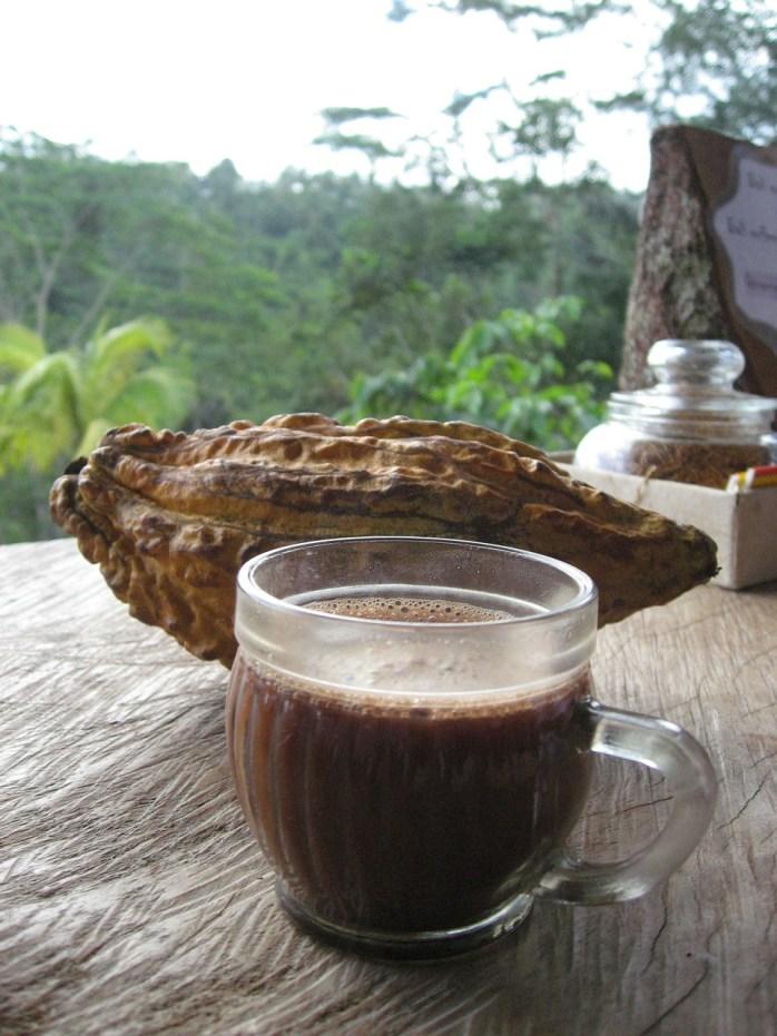 They had a range of exotic drinks such as Bali Coffee, Vanilla Coffee, Lemon Tea, Ginger Tea, Ginseng Coffee, and Coconut Coffee. Tea yes! Coffee yuk!