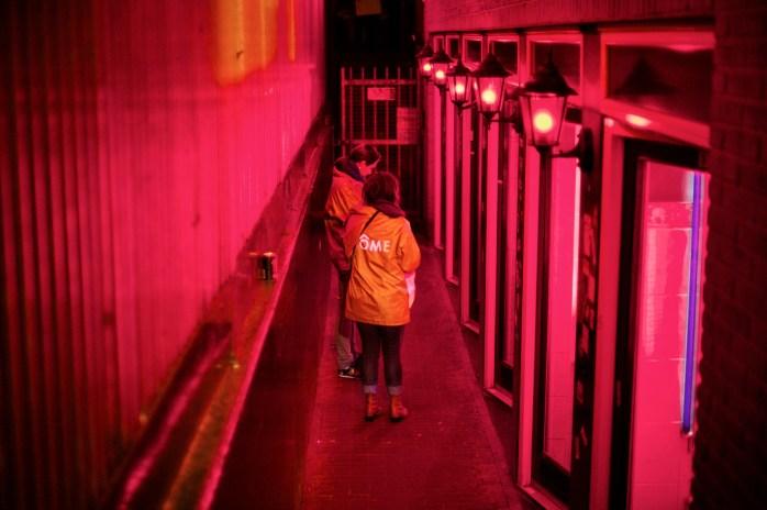 Amsterdam, Dutch; sex, red light district; sex for sale; sex workers; red light; red doors; doors; doors of Amsterdam; sex behind doors; sex district; adults only; nightclub; Holland; Netherlands; EU; Europe; tolerance; sexual orientation; travel;