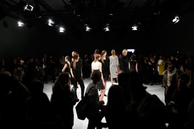 Whitetail Show - Mercedes-Benz Fashion Week Berlin.