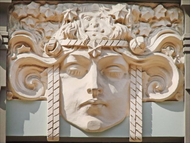 Art Nouveau in Riga.