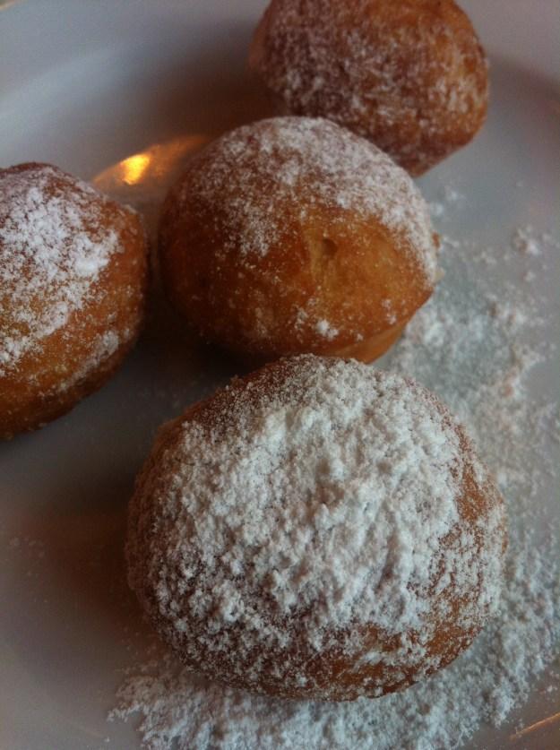 Czech Doughnuts.