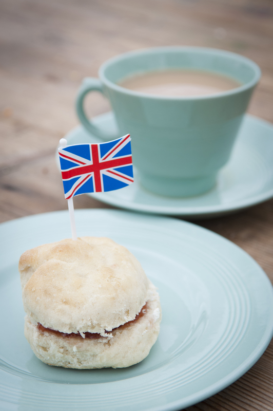 Anyone for tea and scones?