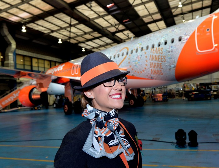 20 years of Easy Jet flying!