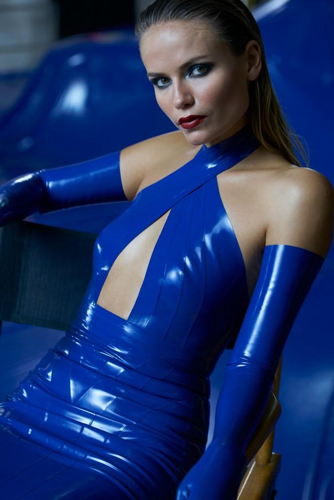 Mercedes-Benz Fashion campaign - Autumn/Winter 2016 - Natasha Poly.