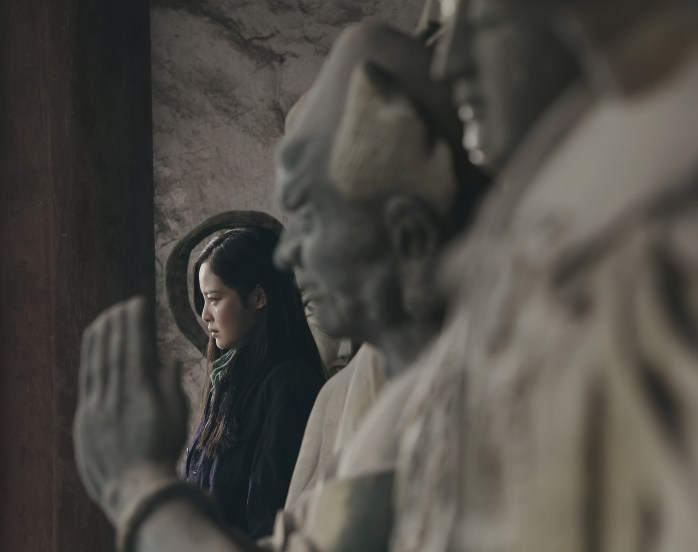 Chang Jiang Tu - Crosscurrent - A Chinese film at the Berlinale. © Berlinale